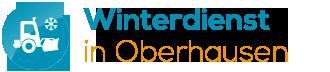 Winterdienst in Oberhausen | Gelford GmbH